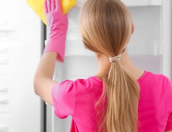 Limpar a Geladeira