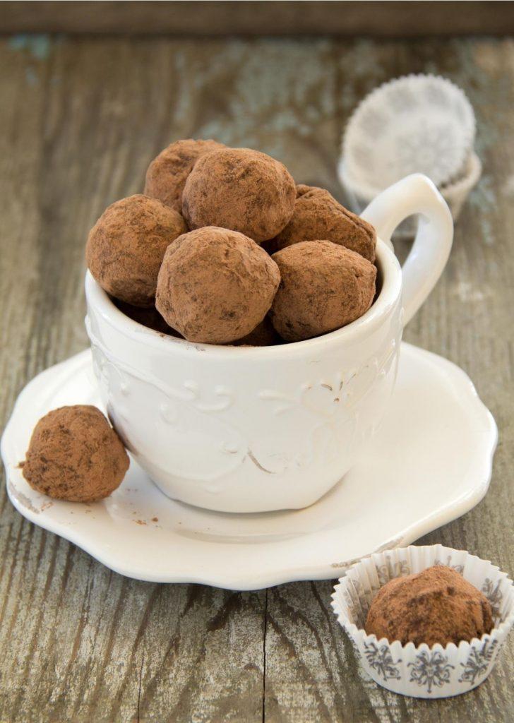 Trufa de Chocolate Tradicional