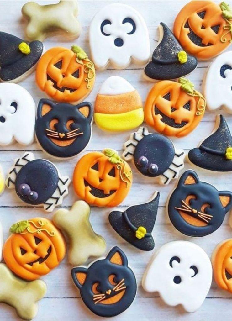 Doces de Halloween Clássicos