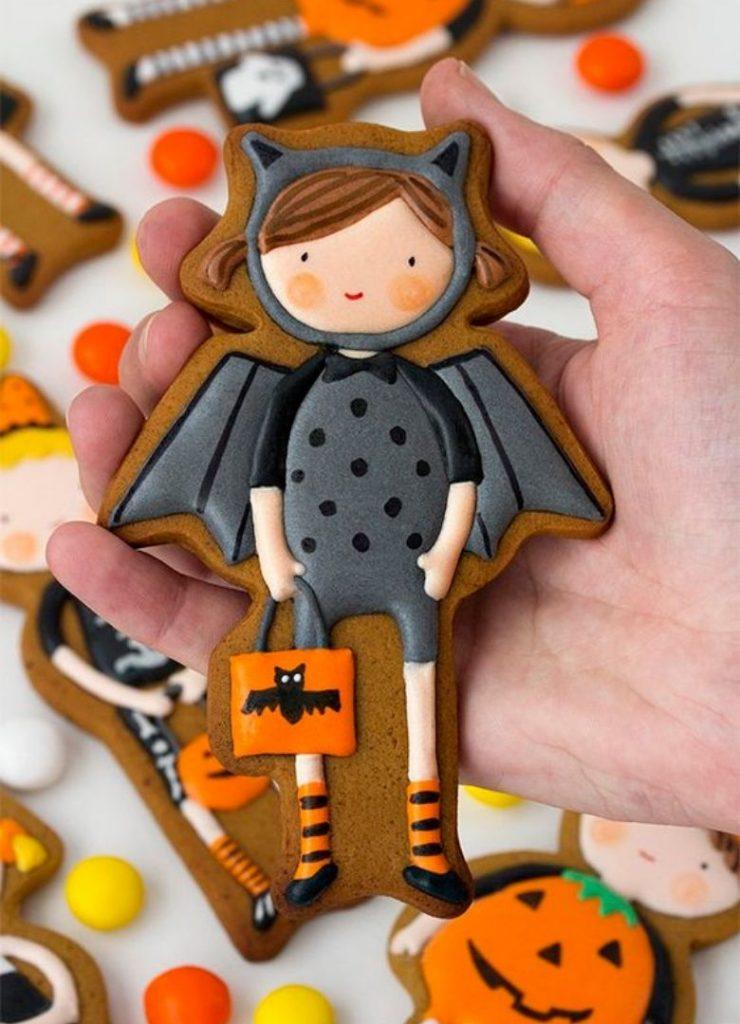 Doces de Halloween Fantasia