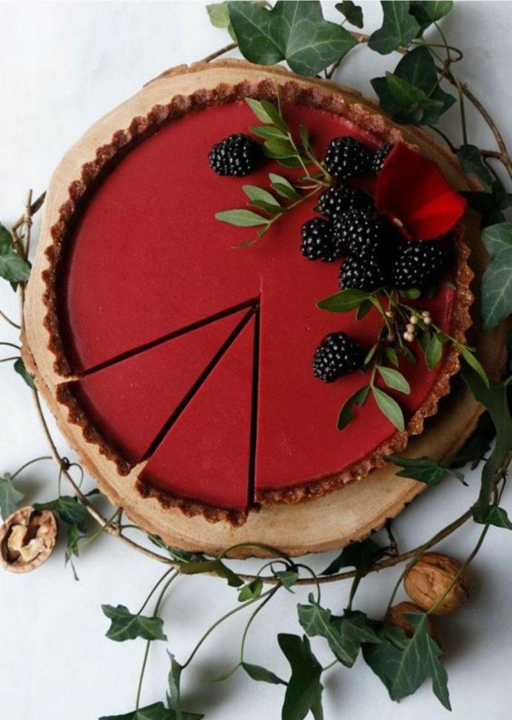 Tortas Doces Amora com Hibisco