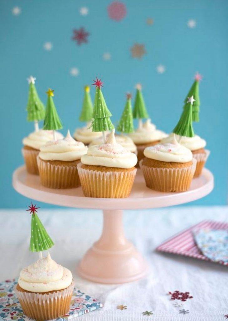Cupcake Guarda-Chuva