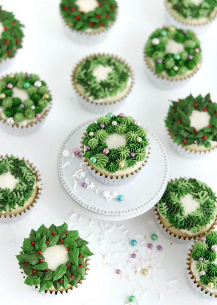 Cupcakes de Guirlanda