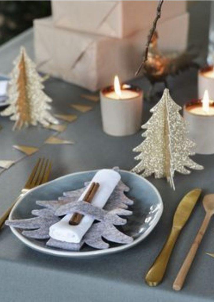 Mesa de Natal Feltro 2