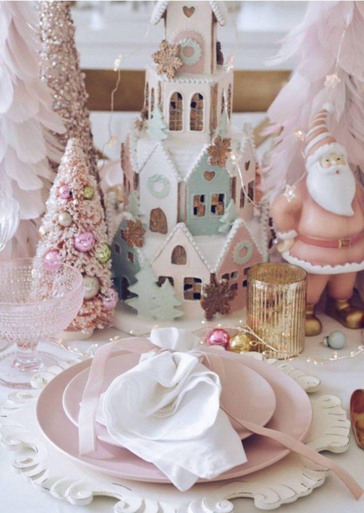 Mesa de Natal Objetos 2