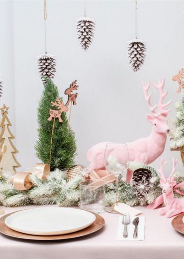 Mesa de Natal Objetos 4