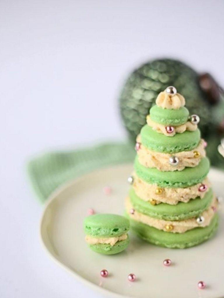 Pinheiro de Macaron 1