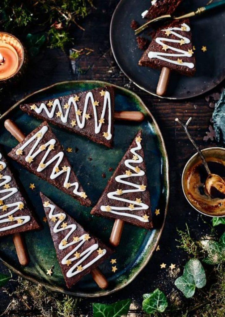 Pinheiros de Brownie
