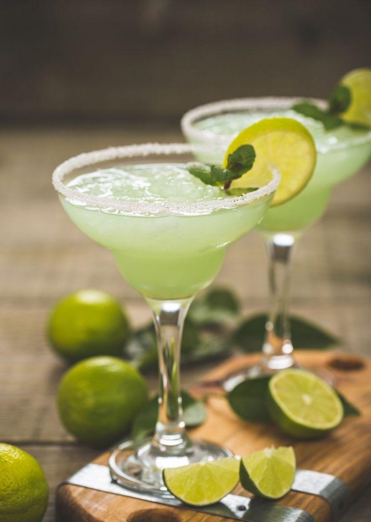 Coquetéis Clássicos Margarita