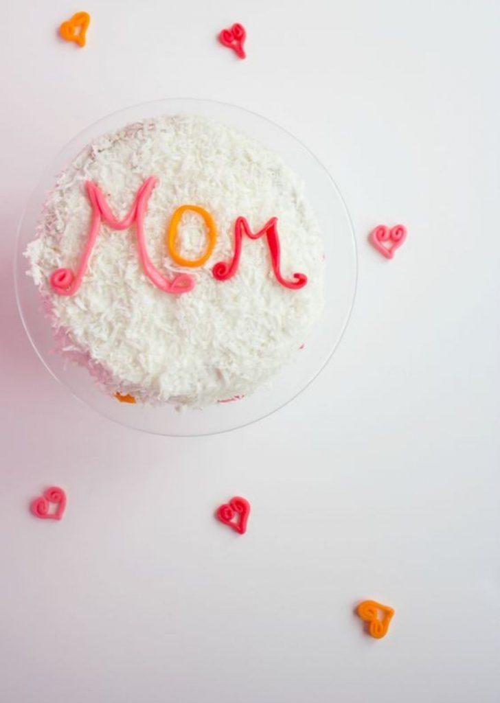 Bolo para Dia das Mães 1