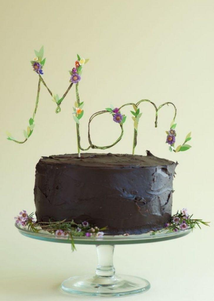 Bolo para Dia das Mães 13