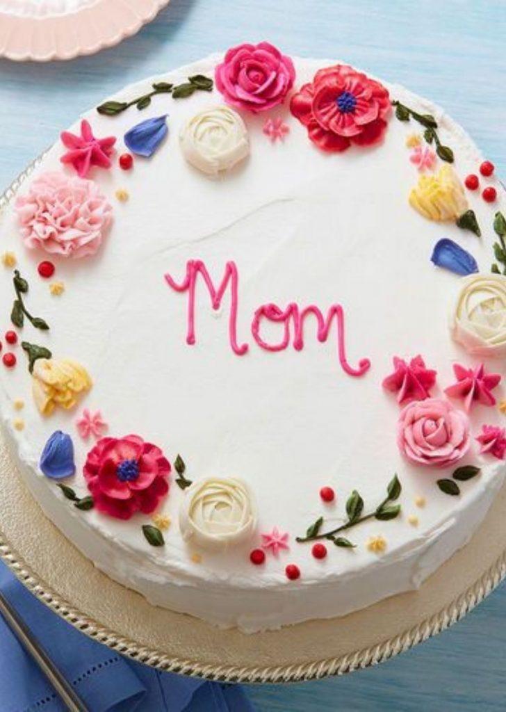 Bolo para Dia das Mães 3